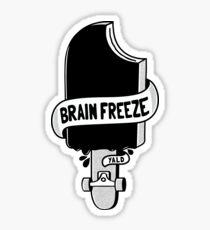 Sticker Brain Freeze Sticker