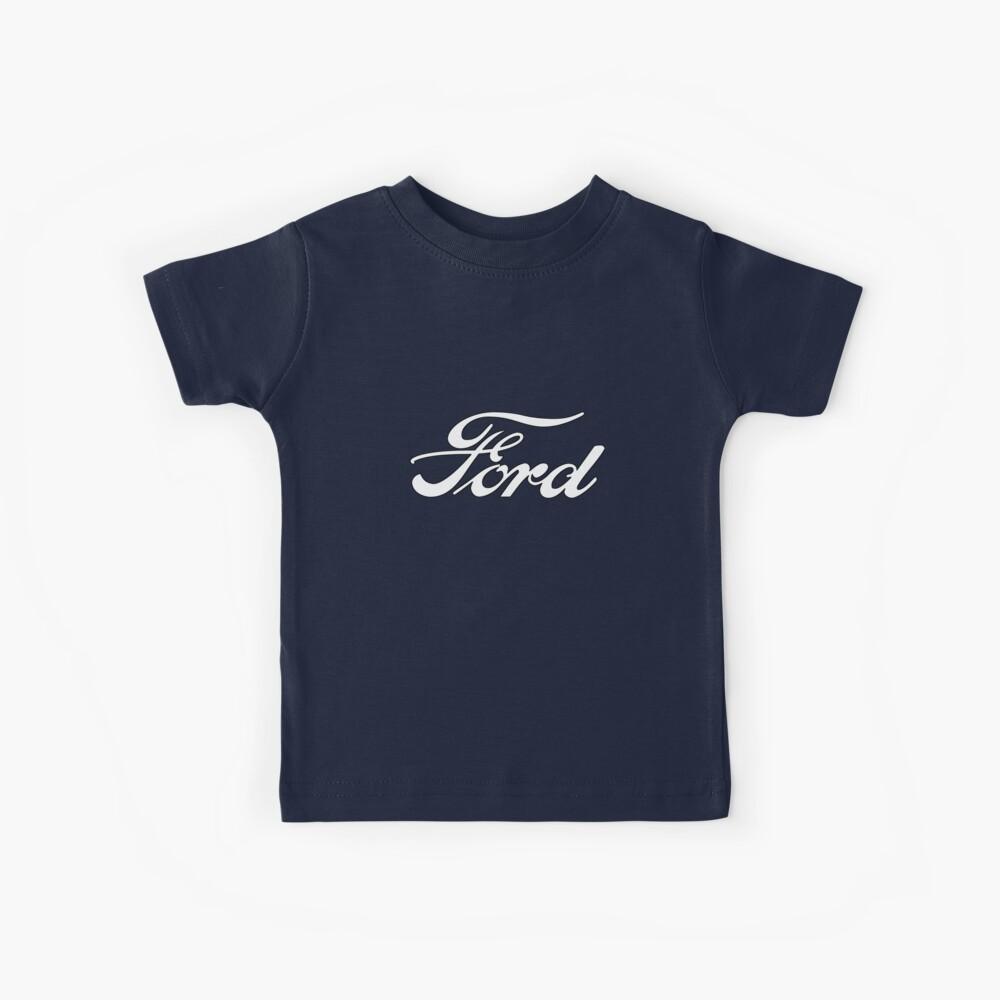 Oldtimer-Logos: Ford Kinder T-Shirt