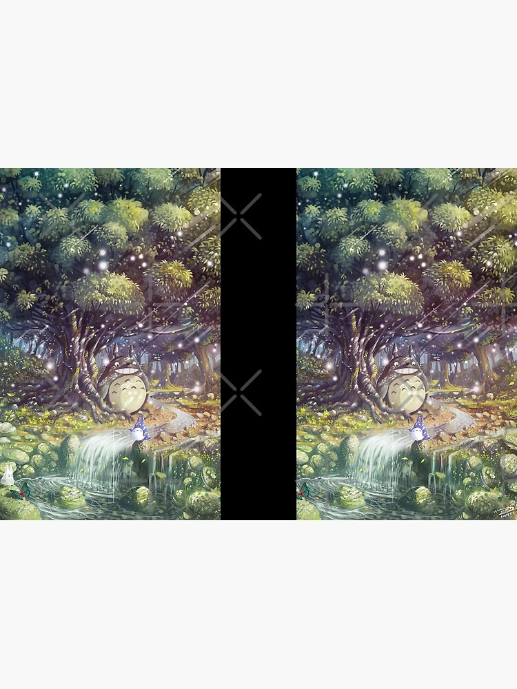 Totoro's Paradise de Syntetyc