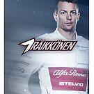 Kimi Raikkonen 2019 - 2 by evenstarsaima