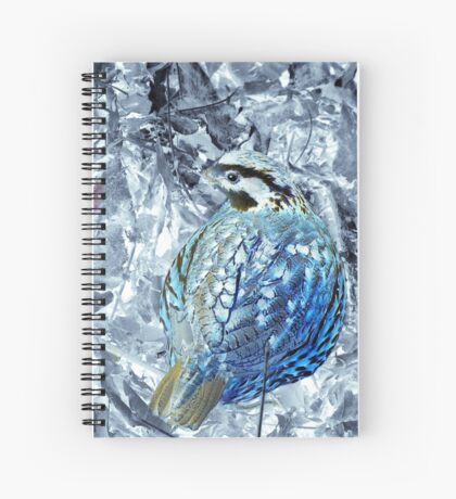 14. Awakened By The Scent Of A Flower Spiral Notebook