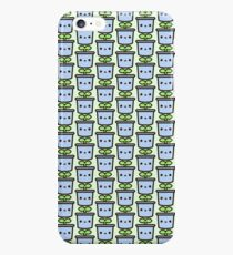 Cute sprout in pot iPhone 6s Plus Case