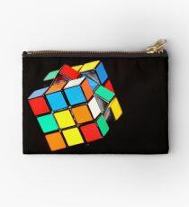 Colourful Rubik Cube Studio Pouch