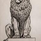 Leo the Lion by Sanjib Ahmad