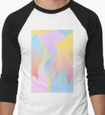 Abstract gradient Baseball ¾ Sleeve T-Shirt