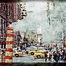 New York von coolArtGermany