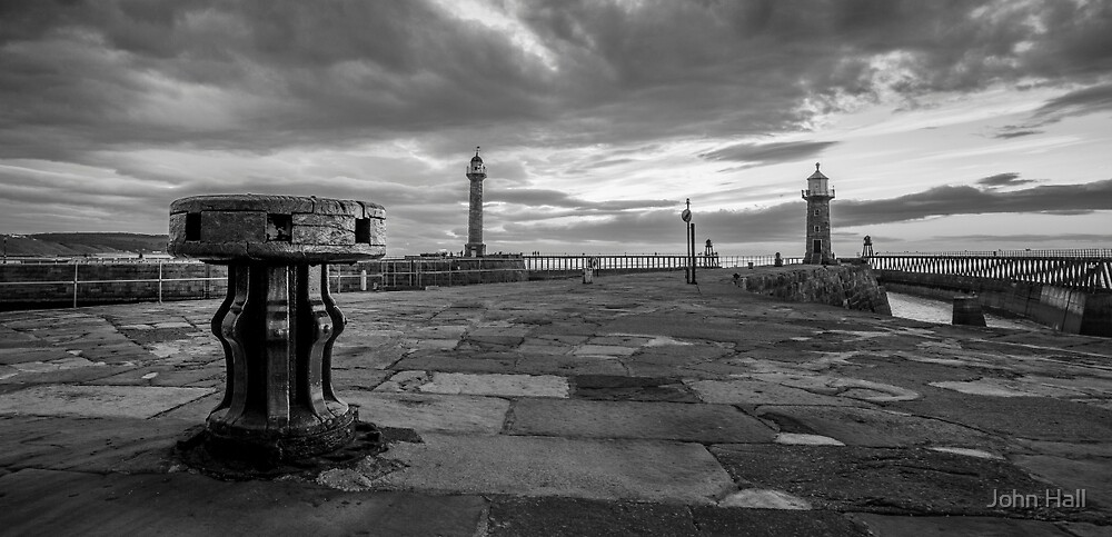 Whitby Capstan by John Hall