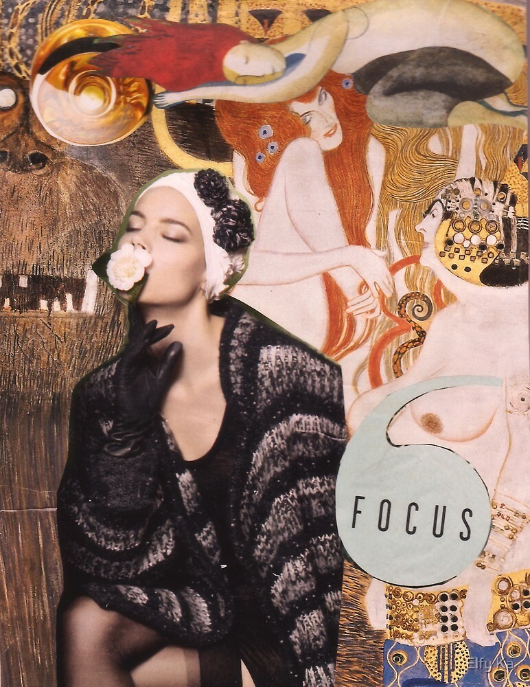 « Focus » par Elfy Ka