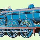 Caledonian Railways The Cardean by roggcar