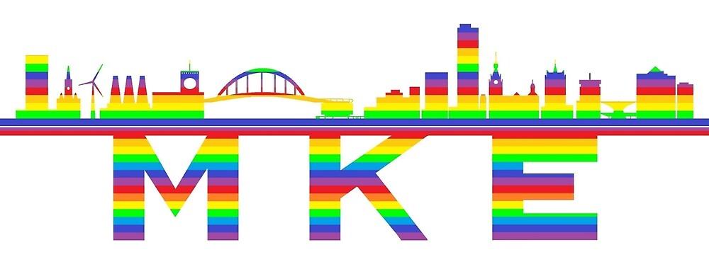 MKE (Pride Edition) by LITTLELOSTLINK