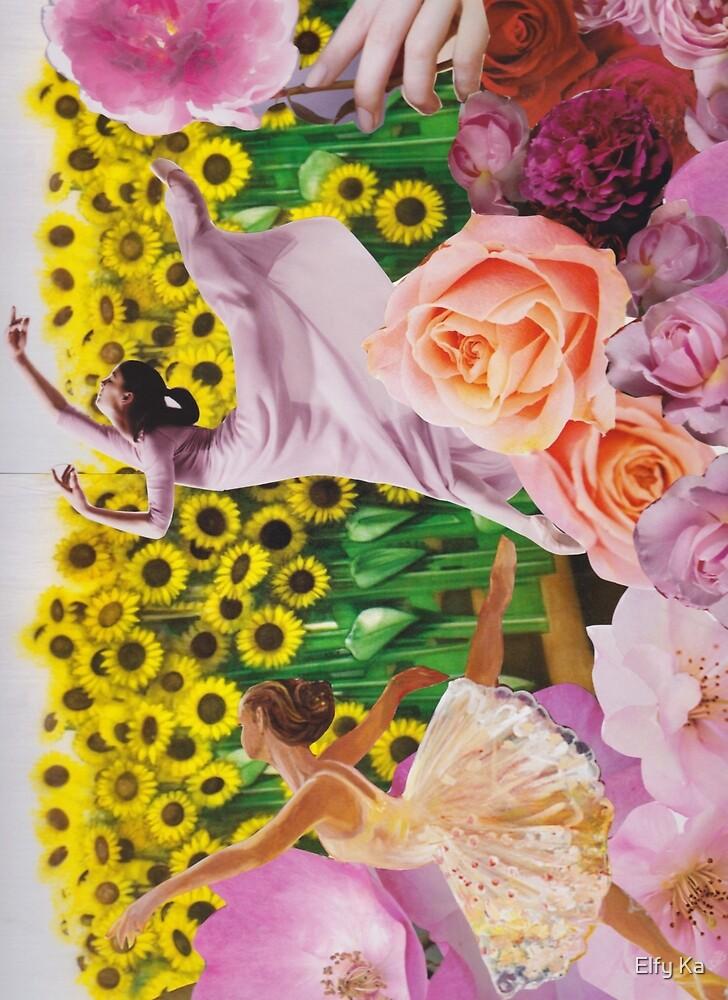 « Sunflower » par Elfy Ka