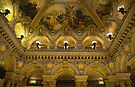 Opera Ceiling by Louise Fahy