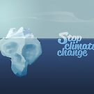 Stop climate change, save the icebergs by jonathankemp