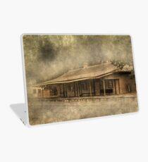 Bridgetown Railway Station, Western Australia Laptop Skin