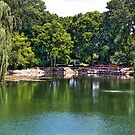 Rotary Garden Pond by ECH52