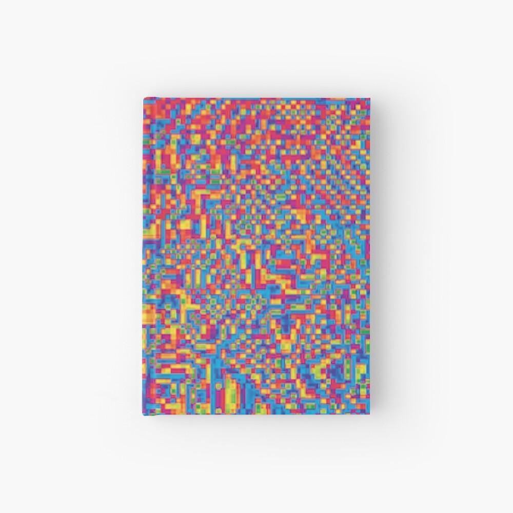 ^ ptical ⑦ by RootCat Hardcover Journal