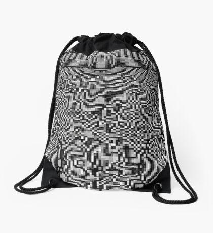 Optic ^ l ⑩ by RootCat Drawstring Bag