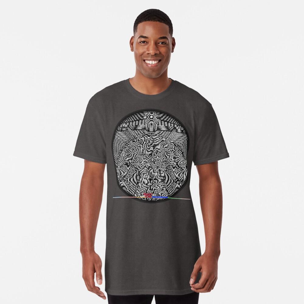 Optic ^ l ⑩ by RootCat Long T-Shirt
