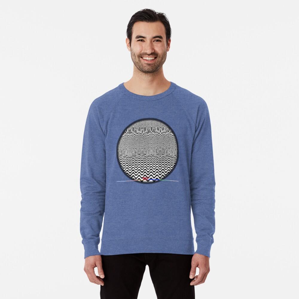 Opt ^ cal ⓪⓪ by RootCat Lightweight Sweatshirt