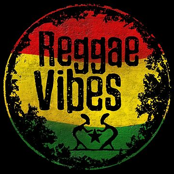 reggae vibes int. von Periartwork