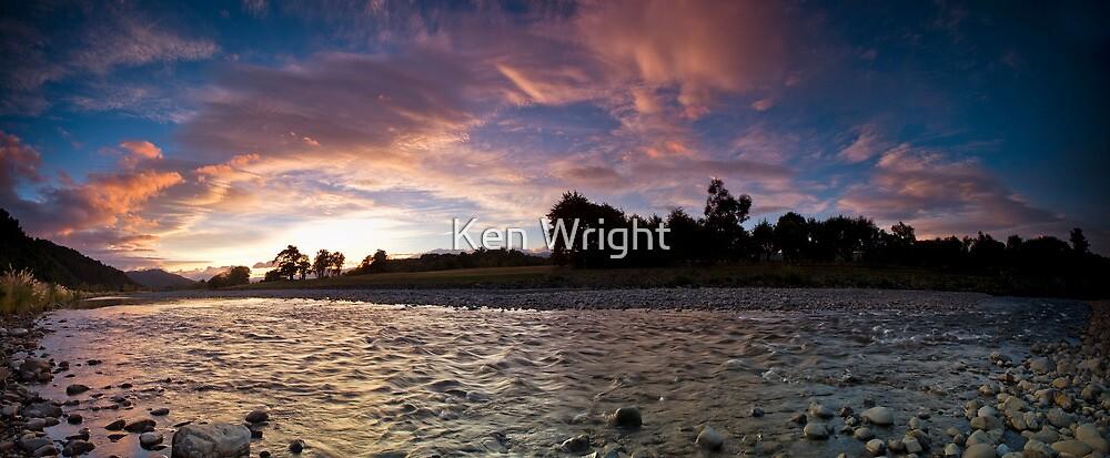 Trentham Blush by Ken Wright