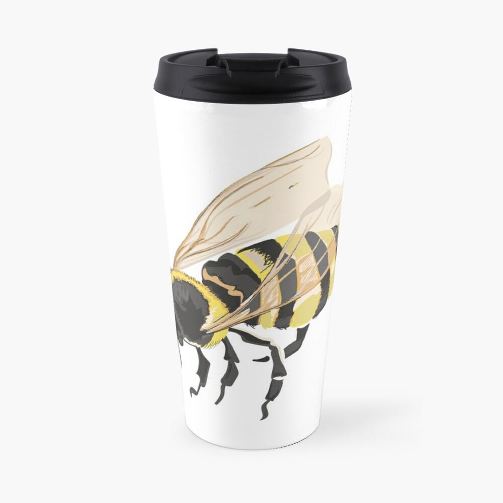 Bee Bee Bee Bees Travel Mug