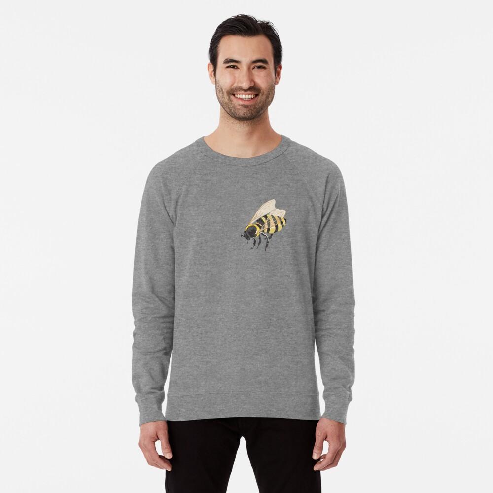 Bee Bee Bee Bees Lightweight Sweatshirt