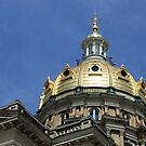Iowa State Capitol Dome by AriasPhotos