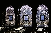 Amber Fort windows by pahit