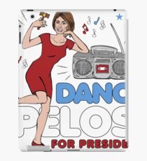Dancy Pelosi iPad Case/Skin