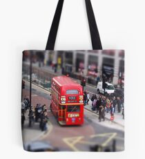 Toy Town London 2 Tote Bag