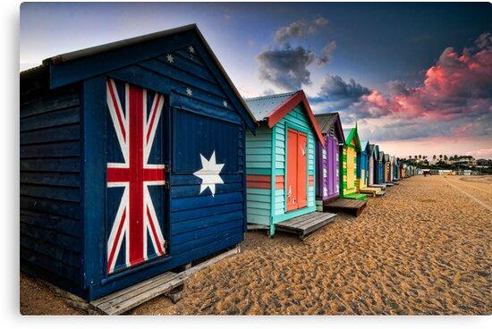 Brighton Beach Box by Jason Pang, FAPS FADPA