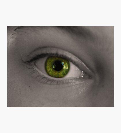 Eye 2 Photographic Print