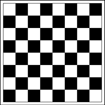 Chess board by TOMSREDBUBBLE