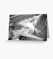 F14 Pre-Launch Greeting Card