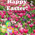 Happy Easter! by Glenna Walker