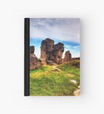 Castle Ruins Hardcover Journal