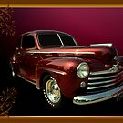 1948 Ford Custom Coupe by TeeMack