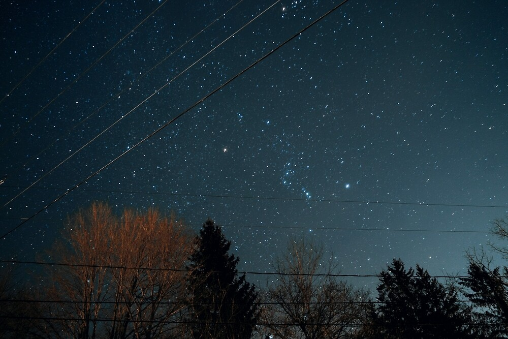 A Stary Night by VCOBA