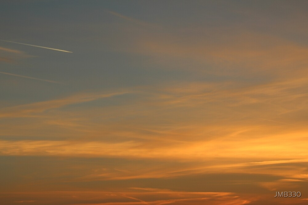 Soothing sunset by JMB330