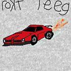 Rocket League® - Rokt Leeg Dominus by SWISH-Design