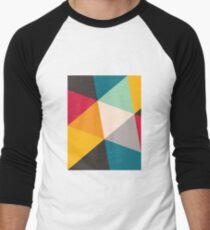 Triangles (2012) Men's Baseball ¾ T-Shirt