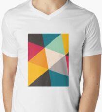 Dreiecke (2012) T-Shirt mit V-Ausschnitt