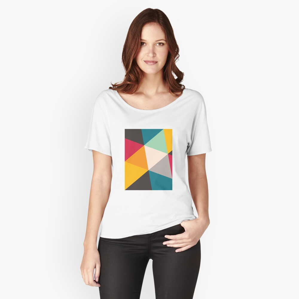 Triangles (2012) Relaxed Fit T-Shirt