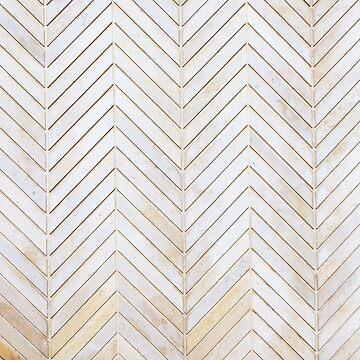 Geometric Herringbone Pattern by cadinera