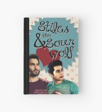 Stiles & The Sour Wolf Hardcover Journal