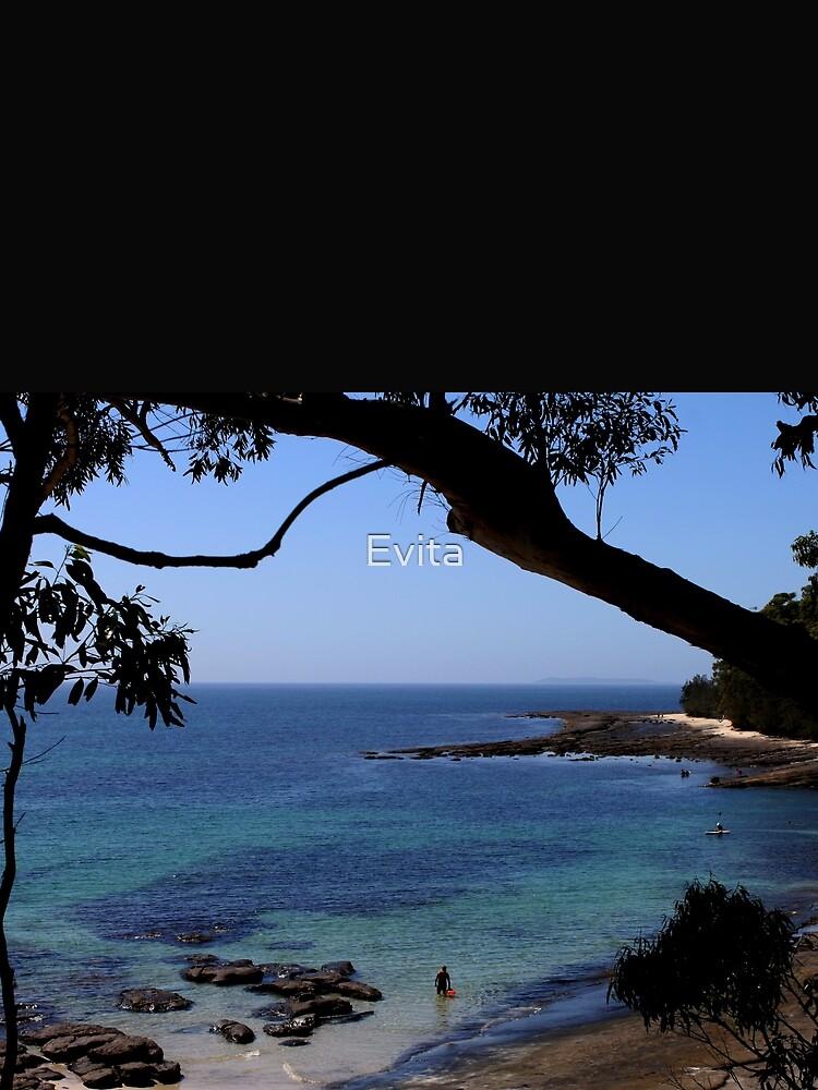 Das blaue Meer von Evita