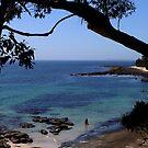 «El mar azul» de Evita