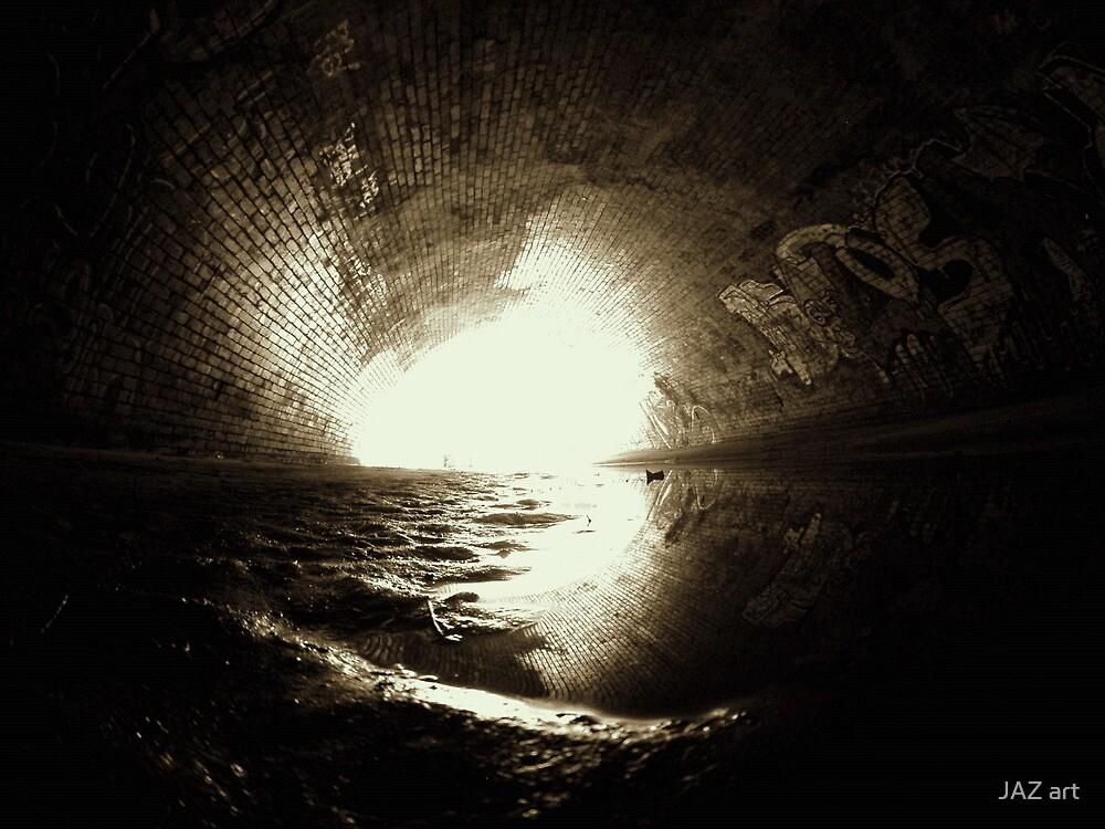 Into the light... by JAZ art