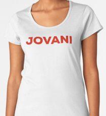 Jovani Premium Scoop T-Shirt